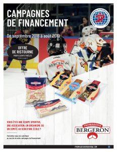 Plan de financement Fromagerie Bergeron