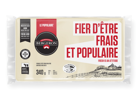Populaire 340g